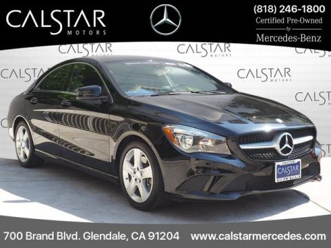 Certified Pre-Owned 2015 Mercedes-Benz CLA 4dr Sdn CLA 250 FWD