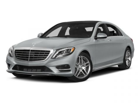 Certified Pre-Owned 2015 Mercedes-Benz S 550 RWD SEDAN