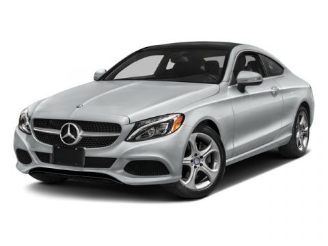 Pre-Owned 2018 Mercedes-Benz C 300 RWD COUPE